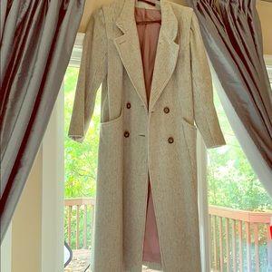 Freddi-Gail vintage wool coat